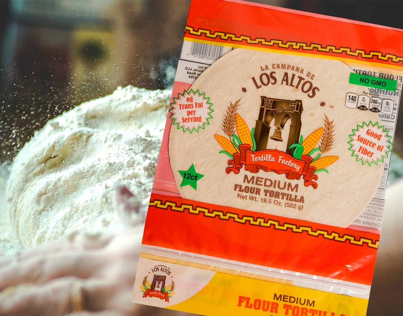 Tortillas Flour