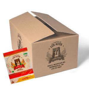 Los Altos Flour Tortilla Large - Case